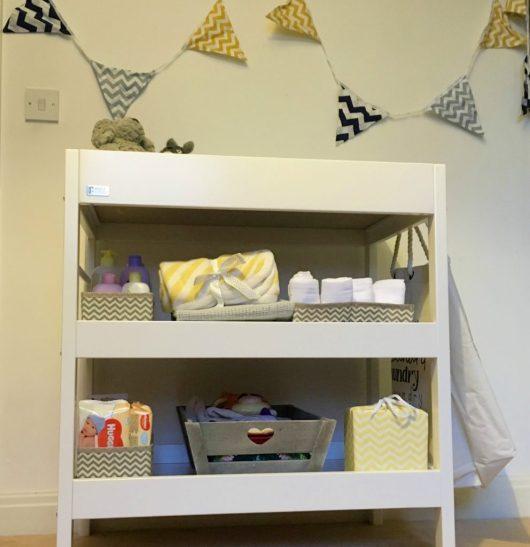 Victoria's East Coast Nursery Dresser Hack Blogger Challenge | She and Hem