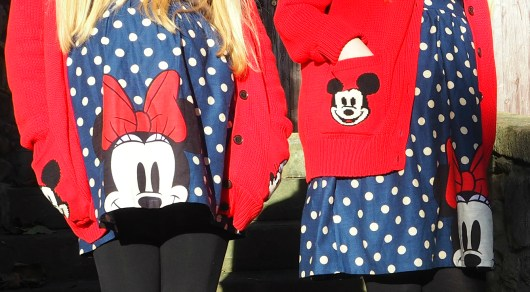 Mickey Mouse x Cath Kidston | She and Hem