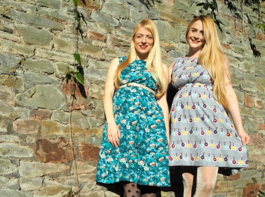 Festive Prints with Emily and Fin