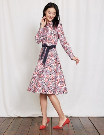 Posy Shirt Dress £90 from Boden