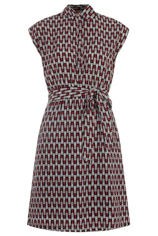 Louche Dorren Belted Print Dress £55 from Joy
