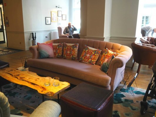 She and Home: Mercure Bristol Grand Hotel | Keepers Restaurant