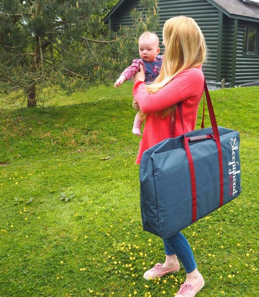 Sleepyhead Deluxe Transport Bag | She and Hem