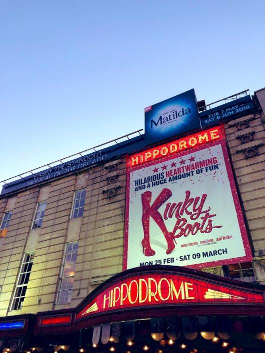 Kinky Boots UK Tour Review | The Bristol Hippodrome l She and Hem