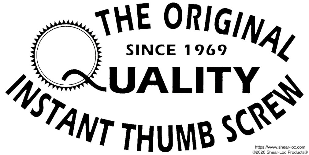 The Original QUALITY Instant Thumb Screw