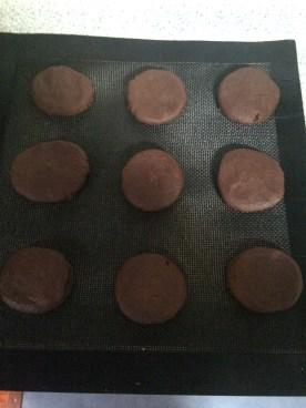 Flattened Balls/Cookies