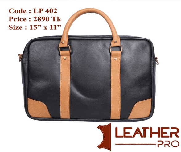 Attractive-Leather-Laptop-Carry-Official-Bag