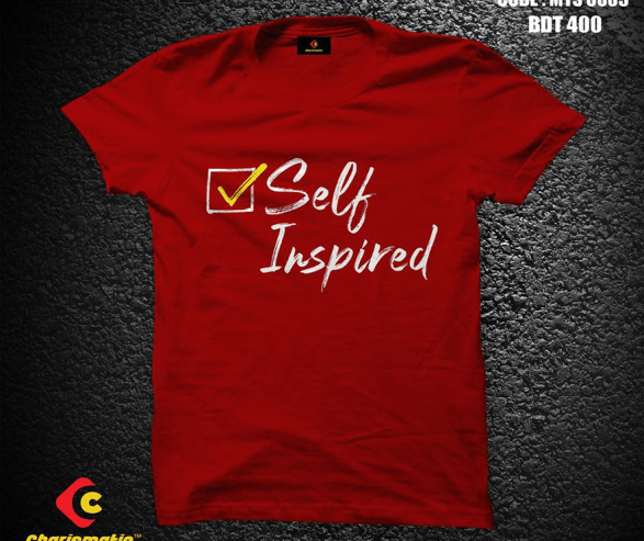 Self-Inspired-T-shirt-Collections-For-Men