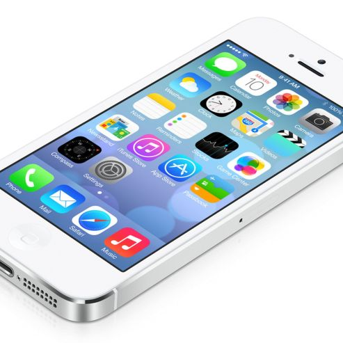 iphone5-Silver