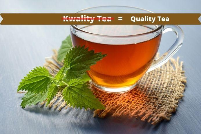 kwality tea