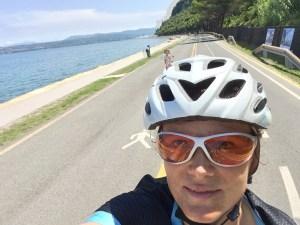 «Ich bin quasi als E-Bike-Influencerin unterwegs»
