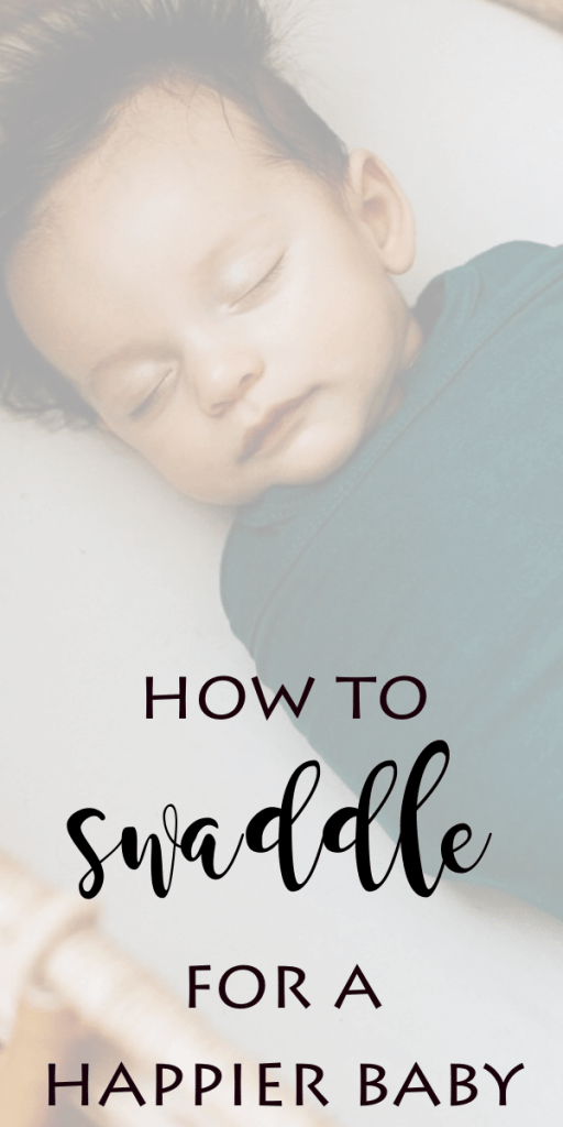 how to swaddle a newborn like a pro