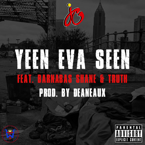 J-COOP - YEEN EVA SEEN ARTWORK