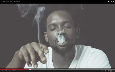 Video: Streets - Pound Cake (Drake Remix)