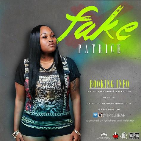 Patrice Louviere - Patrice Fake