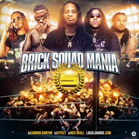 Brick Squad Mania 5 Print