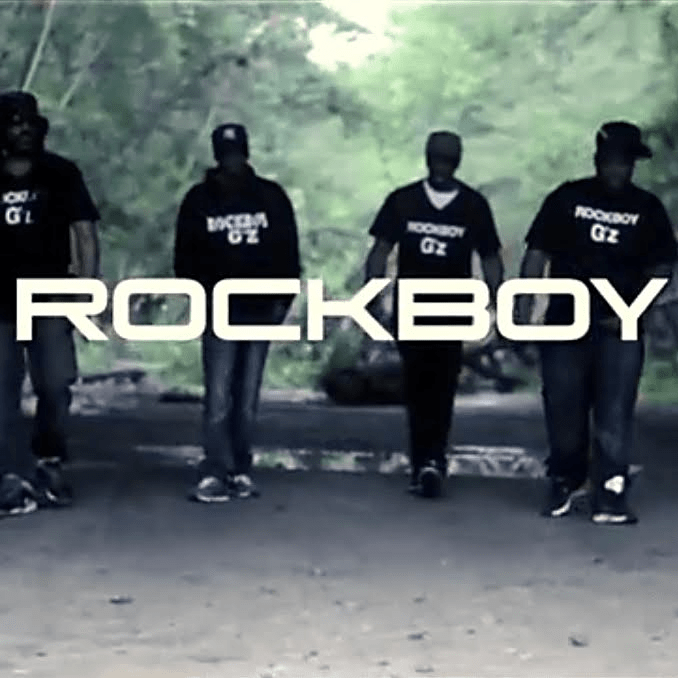 Fly Ty Talks Rockboy G'z and Rockboy Records With MJ |@realrockboygz
