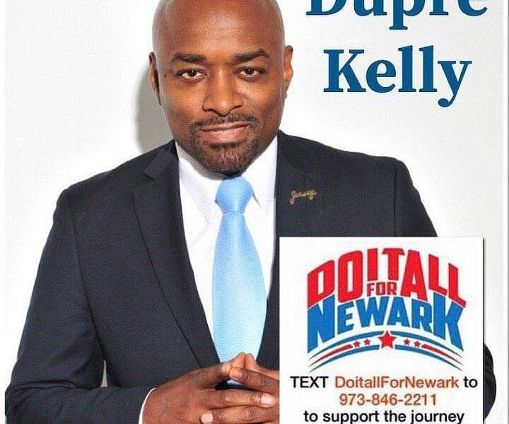 Dupré Kelly @DoItAll from the Legendary Platinum Hip-Hop Selling Group Lords of the Underground Announces His Candidacy for Newark City Council