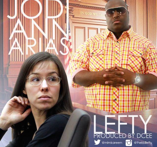 New Music: Lefty – Jodi Ann Arias | @mlmkareem