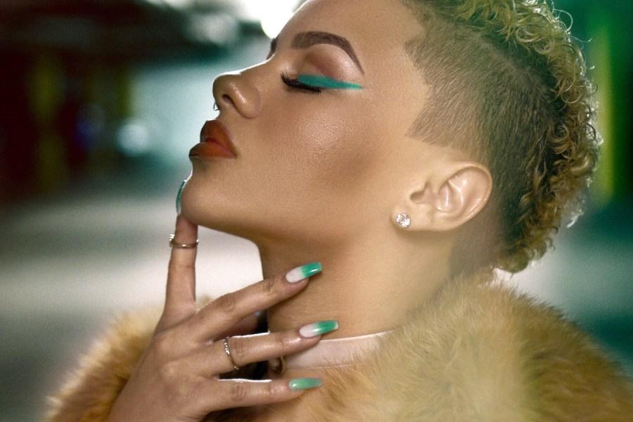 Rising  R&B star, Karma drops new revolutionary album!!!