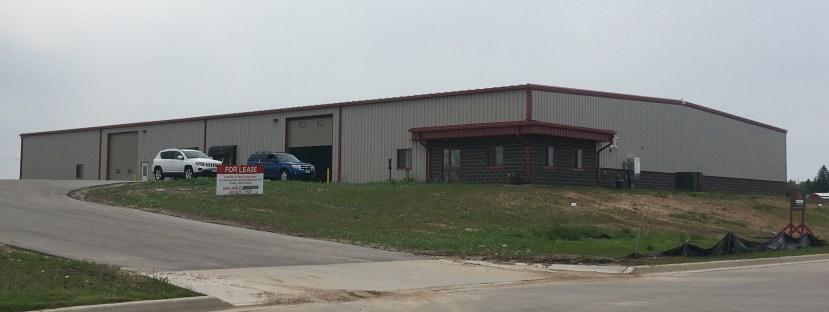 Proposed hemp processing facility