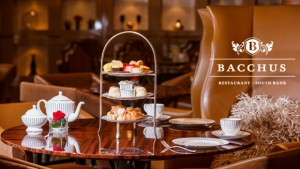Bacchus High tea WIN post