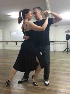 May and Jose World Tango Champions