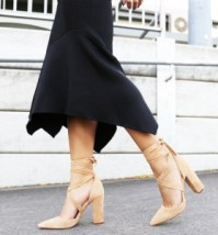 Bryony Camel boot by Windsor Smith. Photo: Flaunter.