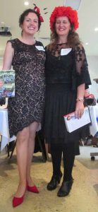 Cathryn Mora and Tania Schott