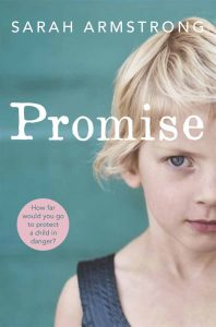 Sarah's latest release: Promise