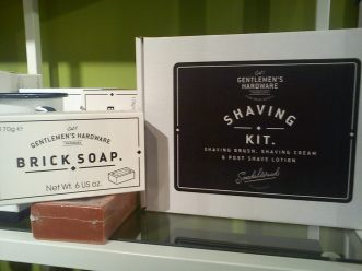 mens shaving kit tailor and printer hereford