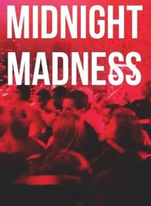 the Red Sea at Midnight Madness- Biola's annual kickoff to basketball season