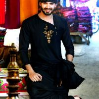 Latest Winter Kurta Collection 2013 By Arsalan and Yahseer For Men