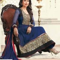 Natasha Couture Spring Wear Karishma Salwar Kameez Collection 2013