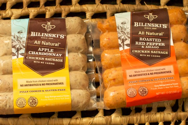 Product Review Bilinskis All Natural Chicken Sausages