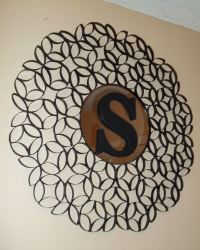 Toilet Paper Roll Wall Art Decor | She Crafts Alot Shop
