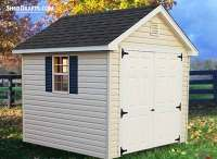 88 Gable Storage Shed Plans Blueprints For Backyard Shed