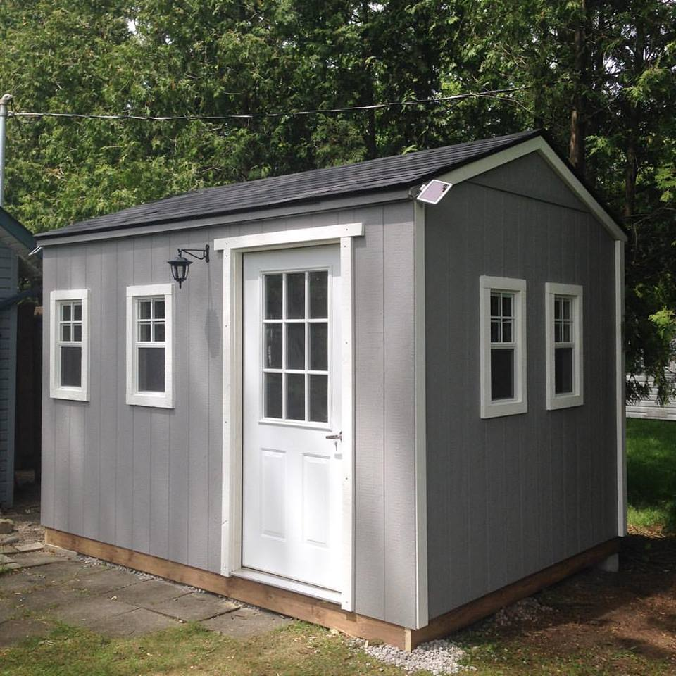 Shed In A Day Wooden Backyard Garden Sheds Amp Storage