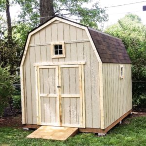 8'x12' Barn Shed