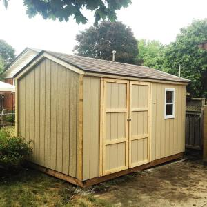 Sheds in mississauga ontario shed in a day shed in a day offers deliveries of do it yourself shed kits or professional solutioingenieria Gallery