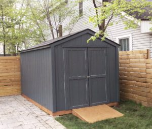 8'x12' Gable Shed
