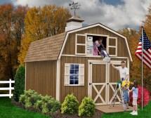 Storage Shed Kits Diy Outdoor Kit Store