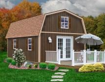 Richmond Diy Cabin Kit Wood Barns