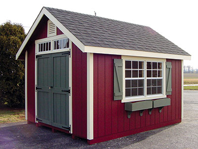 See Our Full Line of Storage Sheds