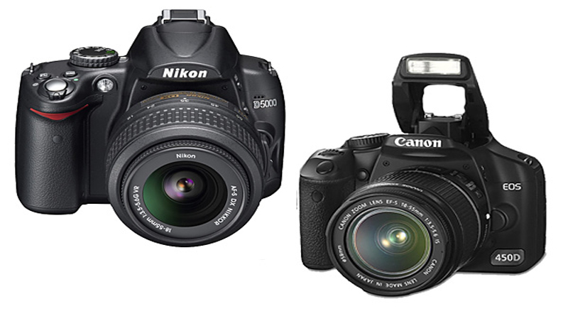 The Ultimate Guide for Buying Your First Digital SLR