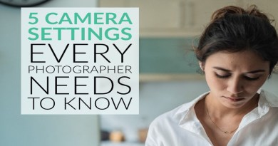5 Camera Settings Every New Photographer Needs to Know