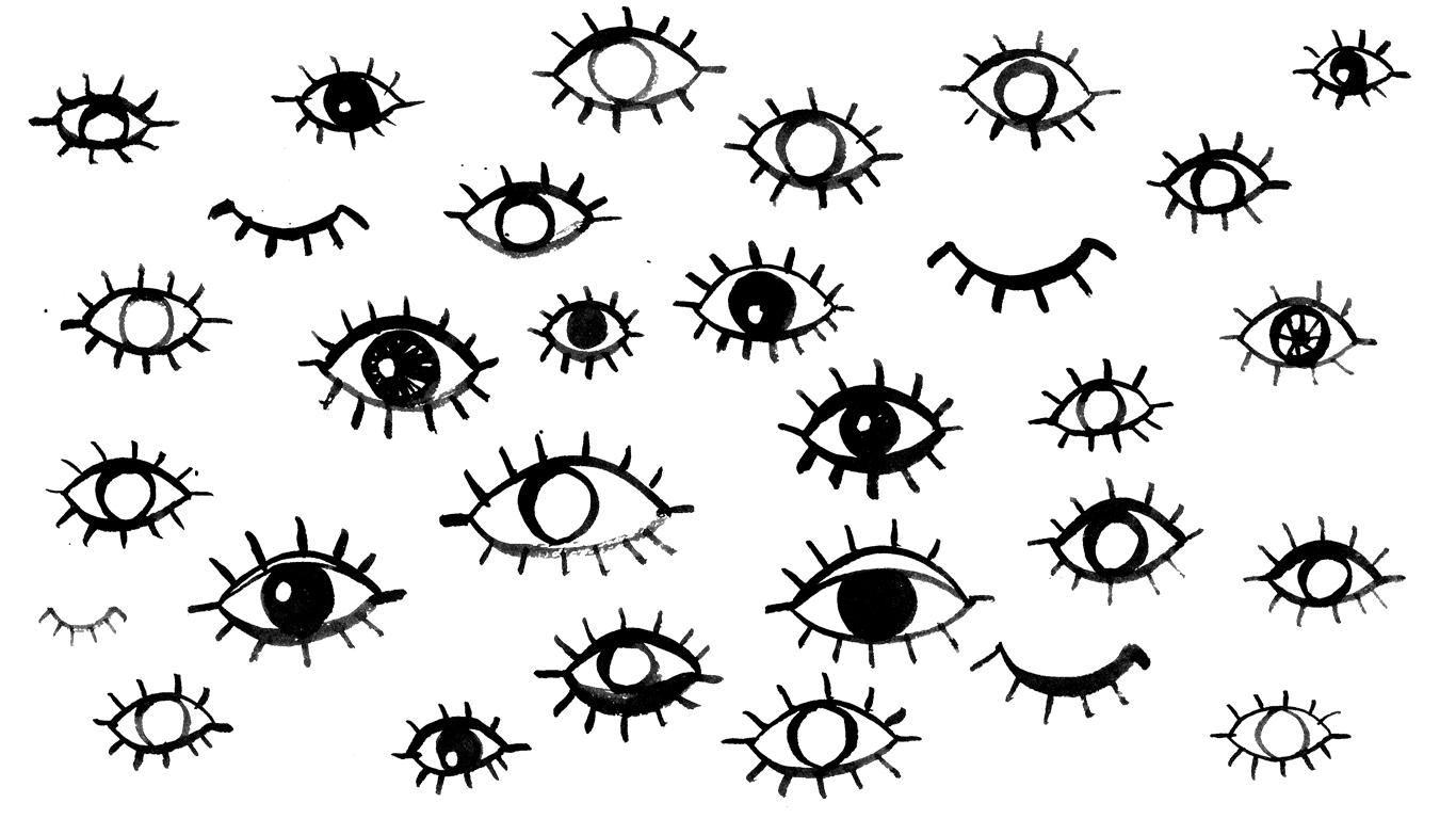 Eye Spies She Does Art