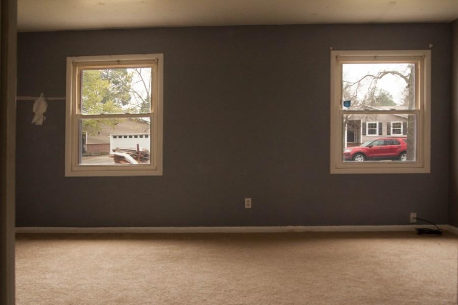 First Rental Property Bonus Room- Before
