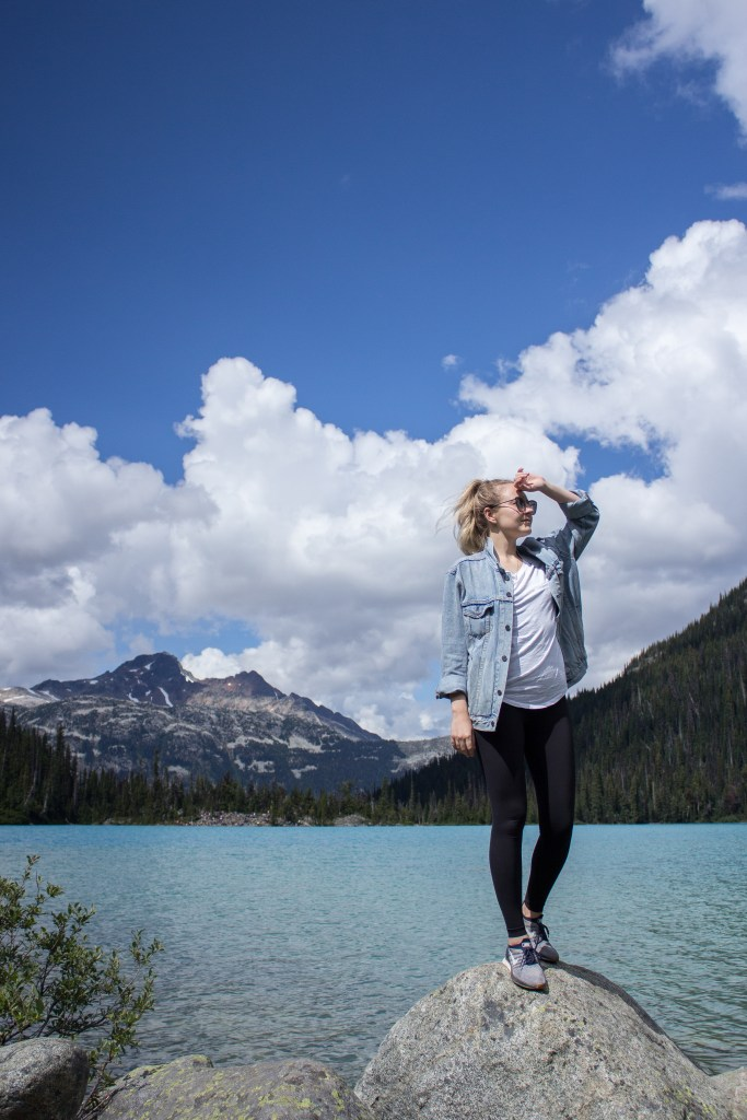 Hiking the Joffre Lakes Trail in Vancouver