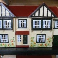 Triang No.62 Finished House